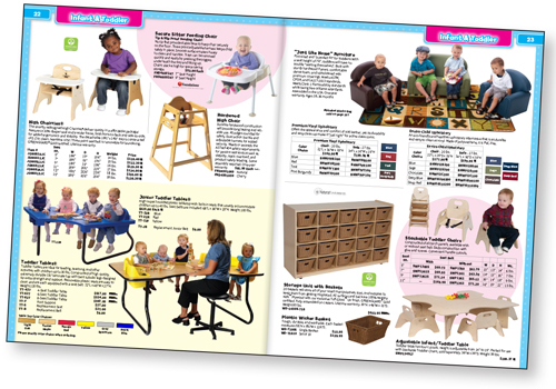 Little Learners Early Childhood Catalog